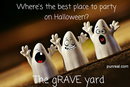 Top 10 Halloween Puns That You'll Boo At.