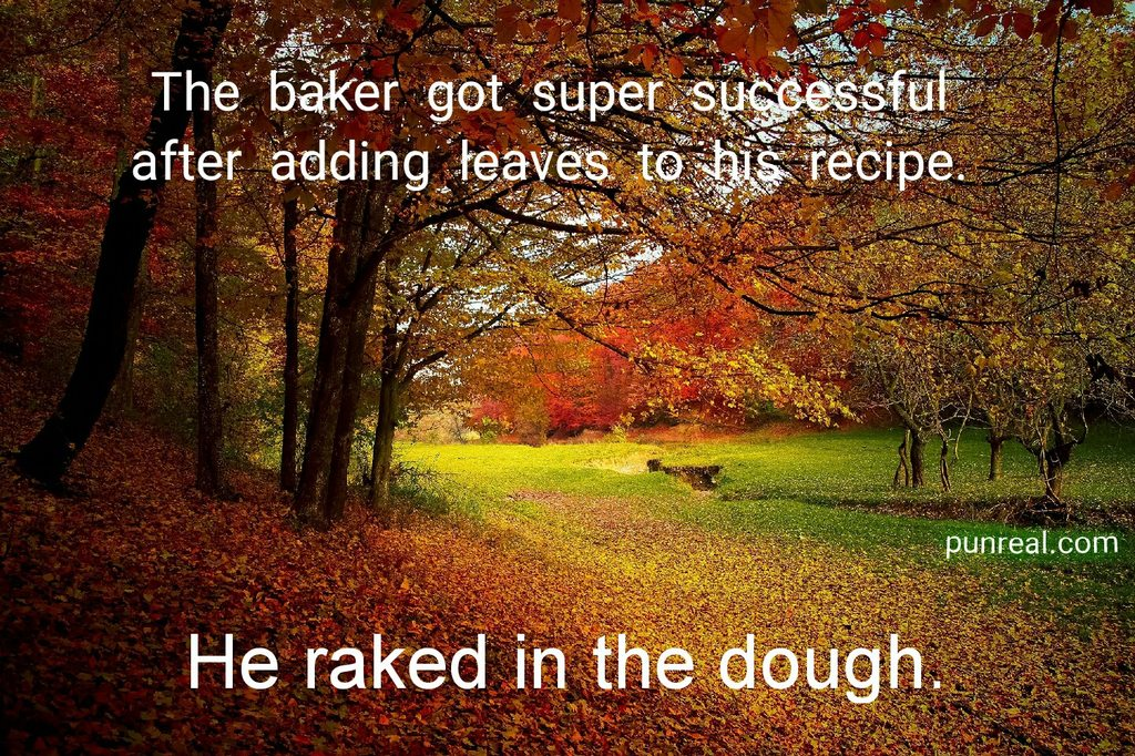 10 Fall Puns that Autumnake You Laugh. #5 is Too Corny.