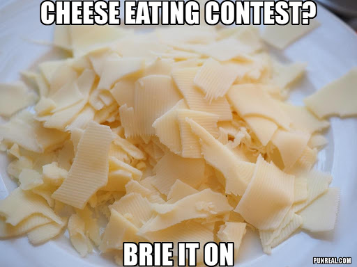 Top 5 Cheese Puns that Absolutely Bleu my Mind.