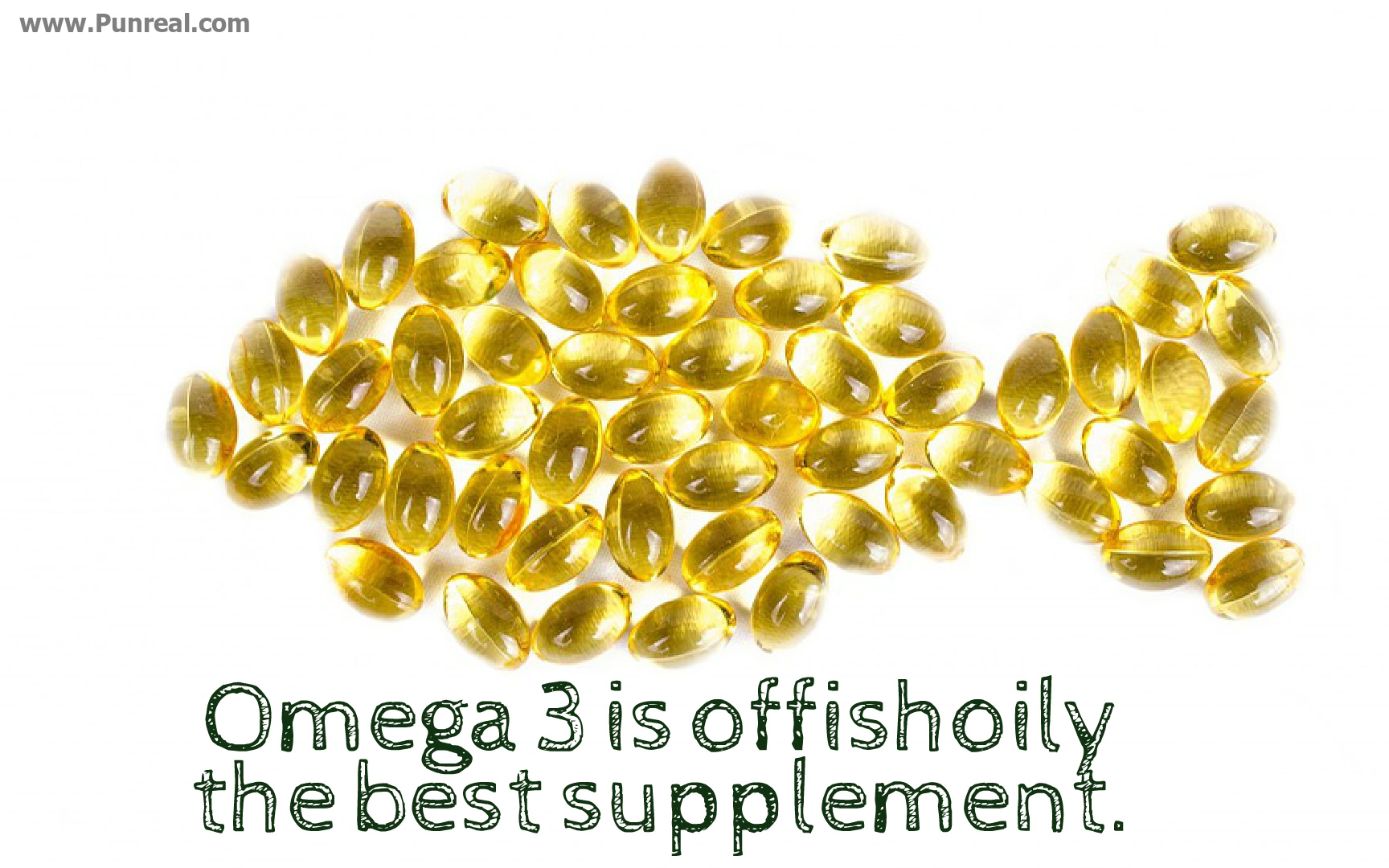 Omega 3 is Offishoily the Best Supplement